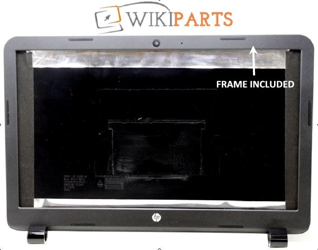 HP-Compaq-15-G000SM-15-6-LCD-SCREEN-TOP-LID-BLACK-BACK-COVER-WITH-FRAME